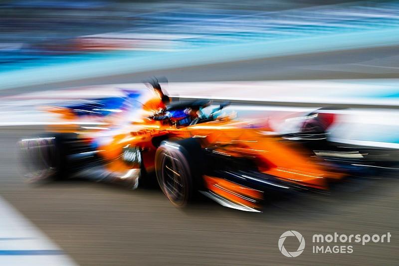 Гран При Абу-Даби: лучшие фото субботы