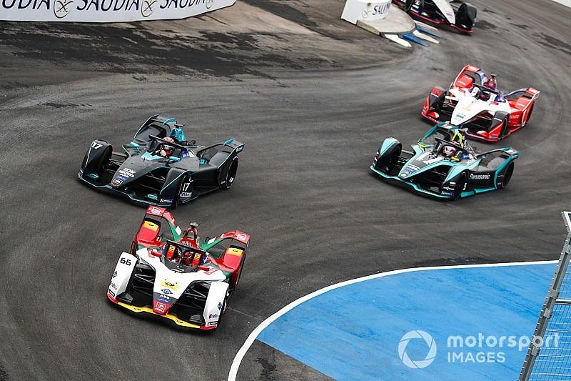 La Fórmula E pierde