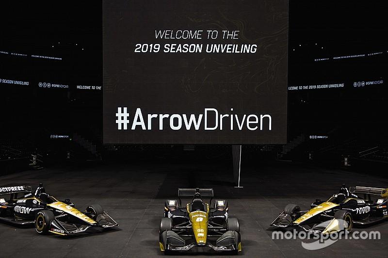 Schmidt: Arrow deal allows SPM to create IndyCar 'Big Four'