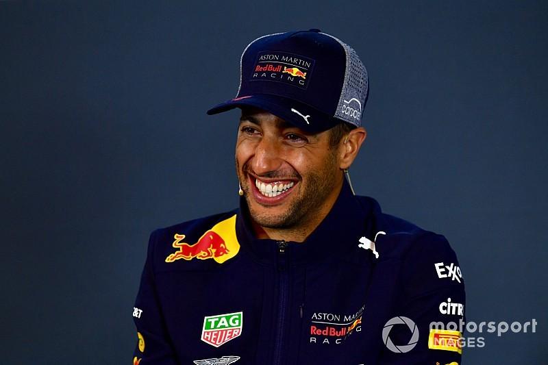 Ricciardo: Temiz tur atmam çok önemliydi