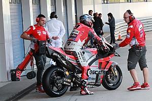 Danilo Petrucci: Was im Ducati-Werksteam besser läuft als bei Pramac