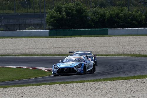 Lausitzring DTM: Ellis puts Mercedes on pole, Lawson second