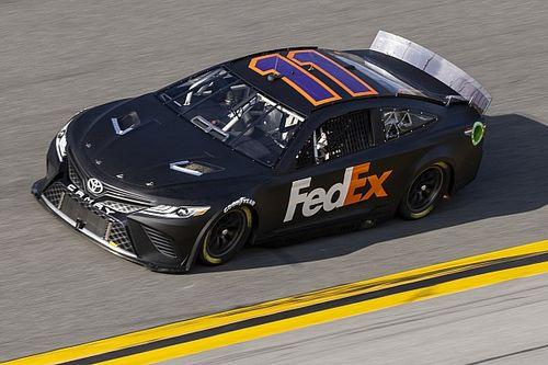 David Wilson Tegaskan Toyota Kebut Pembangunan Mobil NASCAR Next Gen