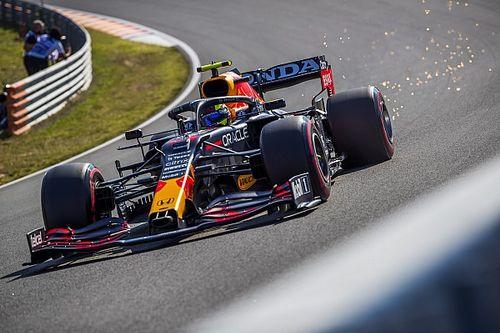 Sergio Pérez inicia desde el pitlane el GP de Países Bajos
