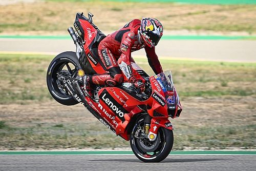 Fotogallery MotoGP: le Prove Libere del GP di Aragon