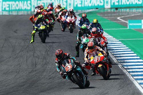 MotoGP zet weer een streep door GP van Thailand