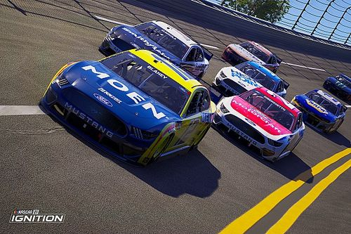 NASCAR 21: Ignition is 'next evolution of console video games'