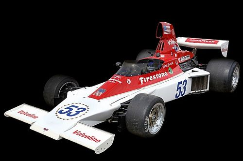 The 70s US superteam that tried and failed to crack F1