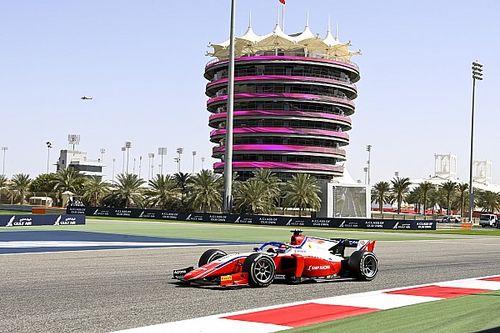 Week-end chaotique pour la Ferrari Driver Academy