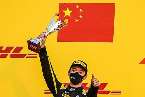 周冠宇、F1昇格に向け勝負の年「彼のように有望な中国人は当面現れないだろう」とアルピーヌ