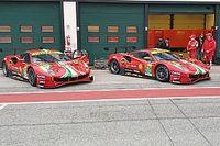 WEC: ecco la nuova livrea 2021 delle Ferrari 488 GTE