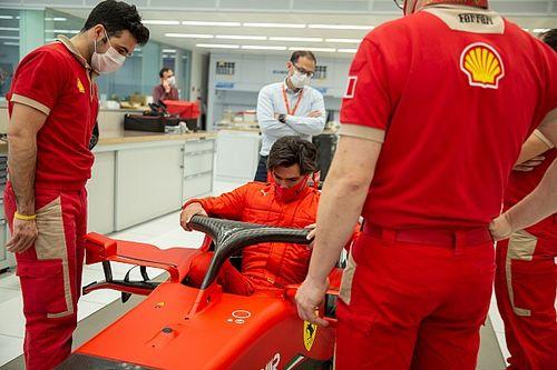 Ferrari: Sainz debutterà sulla SF71H in cinque giorni di test!