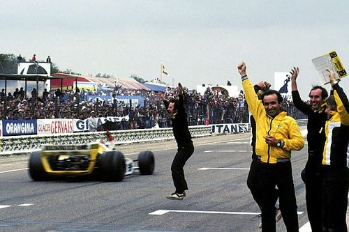 The day Renault's turbo engine finally came good at Dijon