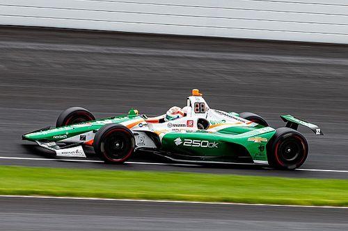 Juncos vuelve a IndyCar en asociación con Hollinger