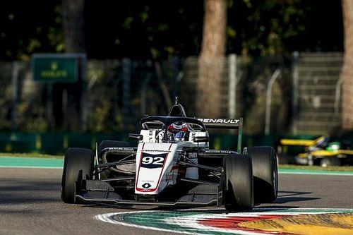 Formula Renault: Martins ipoteca il campionato a Imola