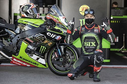 "Rea ""couldn't imagine"" sixth title at start of season"
