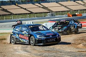 World RX finale set to be cancelled, Kristoffersson champion