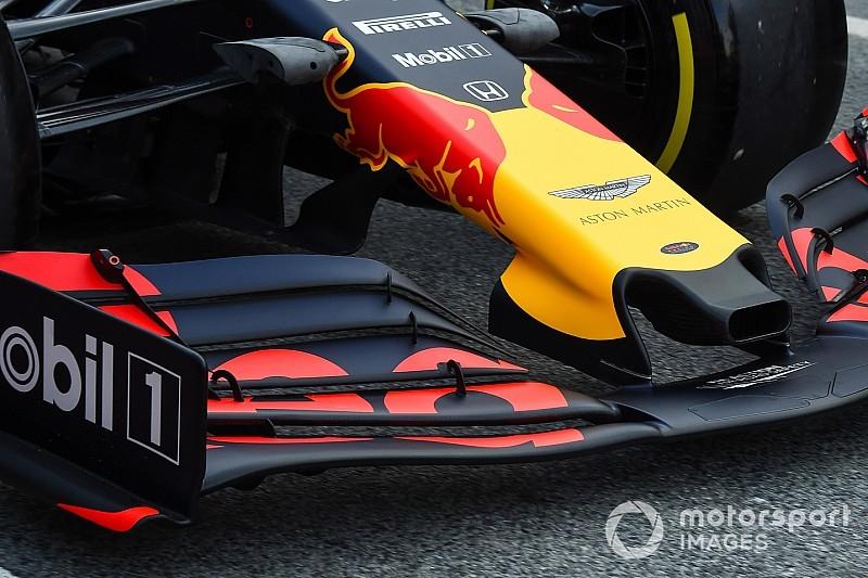 Red Bull not alarmed by Ferrari/Alfa's radical front wings
