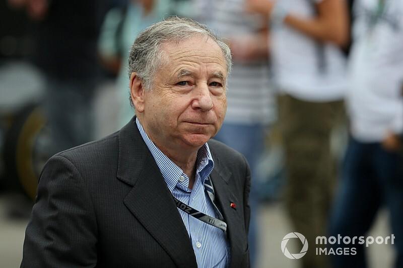 Jean Todt stellt klar: Formel 1 wird niemals elektrisch fahren