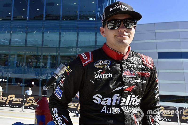 Gragson repete Byron e será piloto da JR Motorsports em 2019