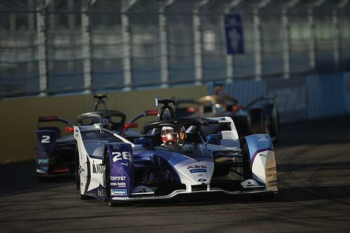 Berlin E-Prix: Gunther takes narrow win over Frijns