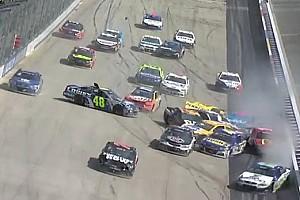 NASCAR Cup Feature Video: Die Monster-Crashs der Monster-Mile