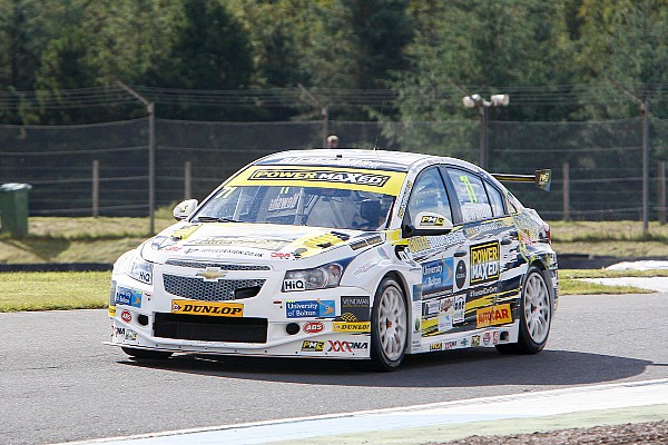 BTCC Newsham secures full-time BTCC return in 2017