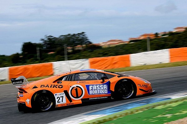 Crestani ed il team Orange1 Lazarus conquistano la prima pole della stagione