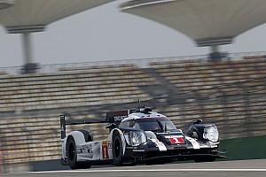 WEC Practice report Shanghai WEC: Hartley flyer keeps Porsche on top in FP2