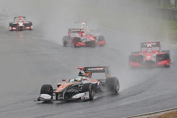 Super Formula Ishiura s'impose après... 8 tours sur 67!