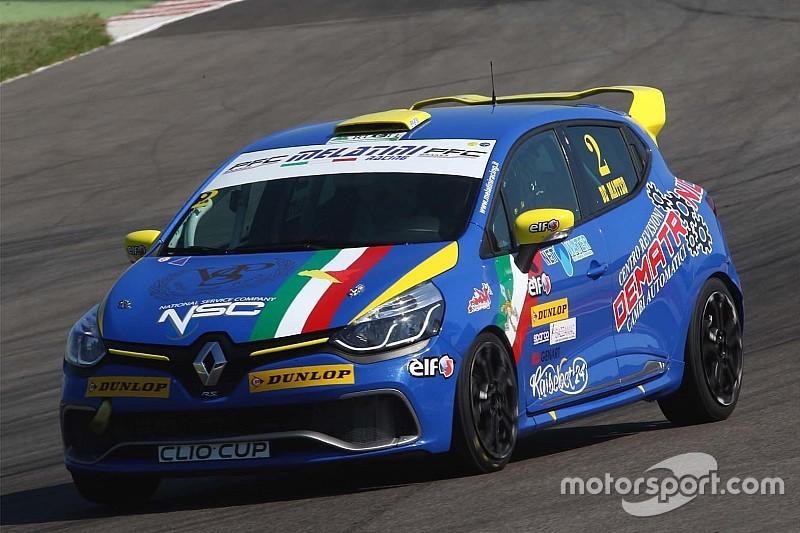Alfredo De Matteo va a segno in Gara 1 a Misano