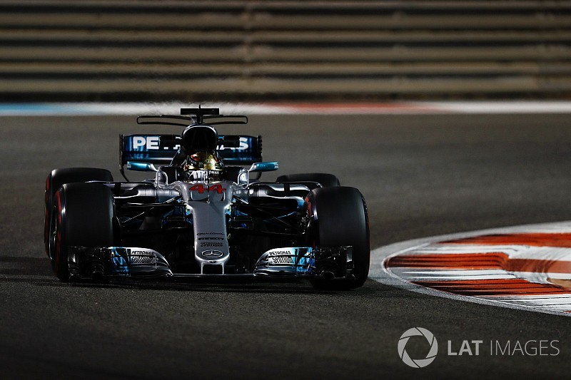 Mercedes confirma que usou TL1 como teste para 2018