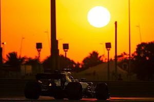 Formula 1 Top List Abu Dhabi GP: Top photos from Saturday