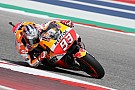 Гран Прі Америк: протокол четвертої практики очолив Маркес