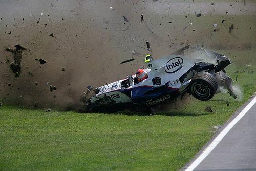 معرض الصور: أخطر الحوادث في تاريخ الفورمولا واحد