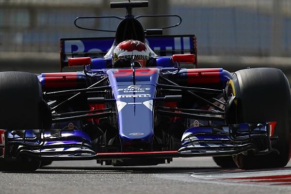 Gelael, 2018'de Toro Rosso ile çalışmaya devam edecek