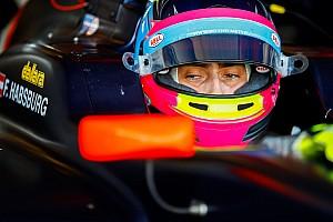 GP3 Test Test Abu Dhabi, Giorno 3: Habsburg e MP Motorsport chiudono al comando