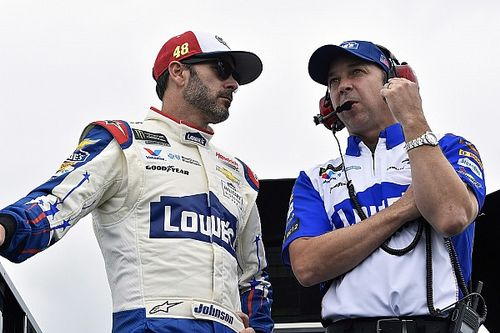 Jimmie Johnson and Chad Knaus explain reasons behind split
