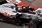 Formule 1 Haas afgeremd in Monaco door fragiele bargeboards
