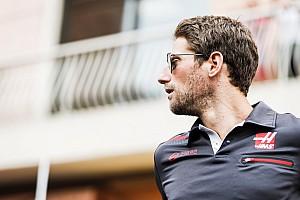 Формула 1 Новость Грожан привезет шлем с французским триколором на домашний Гран При