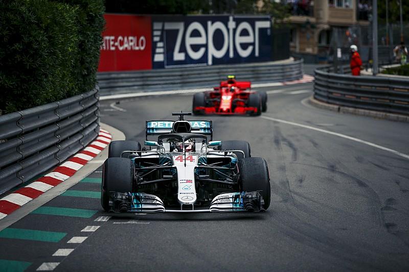 A Mercedes szerint több tényezőn múlt a monacói gyengélkedés