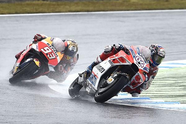 MotoGP Actualités Dovizioso : La différence? Maintenant je me bats pour le titre
