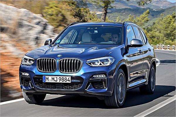 Automotive News BMW X3 2018 im ersten Test