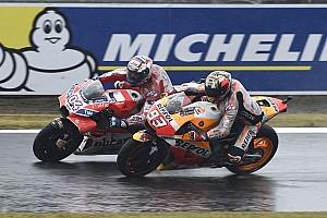 MotoGP Top List GALERI: Aksi pembalap pada MotoGP Jepang