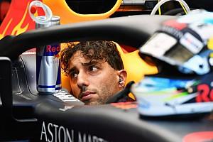 Ricciardo hit with three-place grid penalty