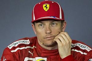 Formula 1 Ultime notizie Raikkonen via radio: