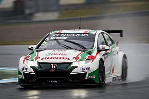 WTCC Résumé de qualifications Qualifications - La pole pour Michelisz et Honda