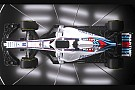 F1 Análisis técnico: 13 características del nuevo Williams FW41