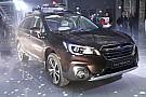 Автомобілі Subaru Outback 2018 презентовано в Україні