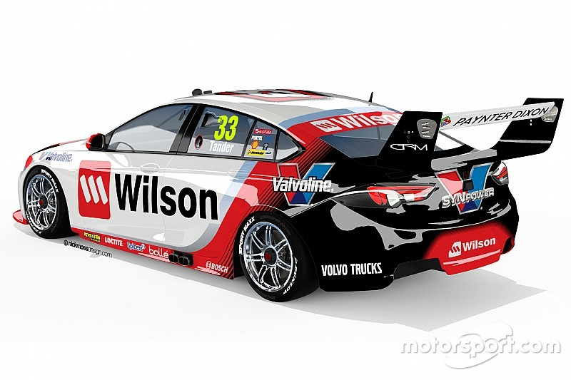 GRM goes red for 2018 Supercars season
